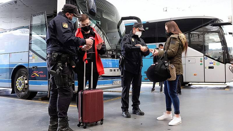 """Darias destaca que España fue de los primeros países en tener un """"acuerdo de mínimos"""" para Semana Santa"""