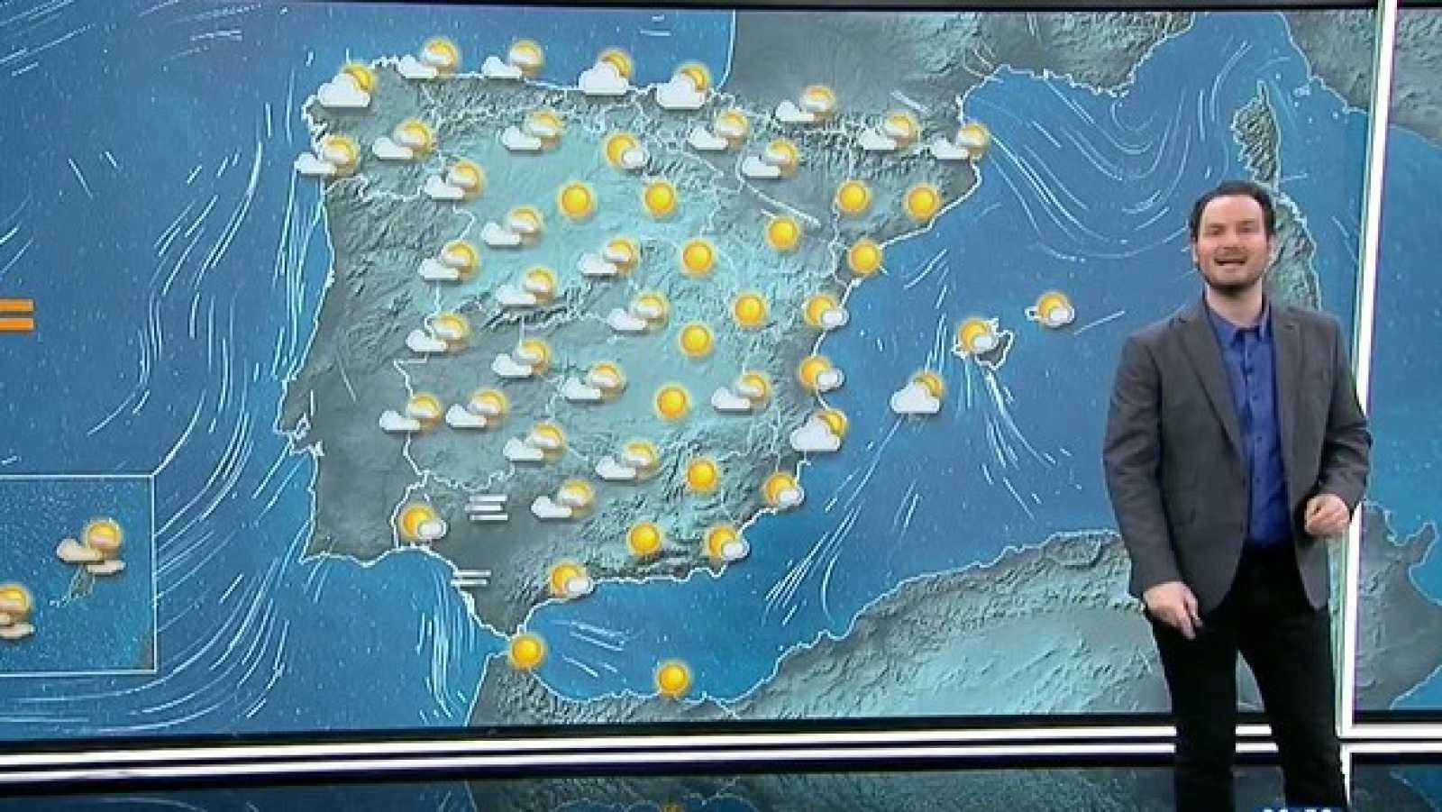 La Aemet prevé un descenso de las temperaturas en el Cantábrico oriental y alto Ebro
