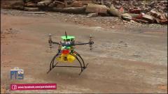 Para Todos La 2-Dronecoria. Drones para reforestar bosques