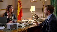 Cuéntame cómo pasó - El nuevo beso de despedida de Marta Altamira