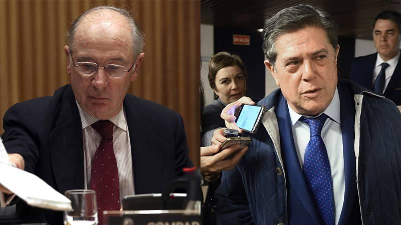 """Rato y Trillo niegan haber recibido dinero de Bárcenas y cuestionan la """"veracidad"""" de sus papeles"""