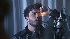 """Eurovisión 2021 - Blas Cantó graba """"Voy a quedarme"""" en inglés: """"I'll stay"""""""