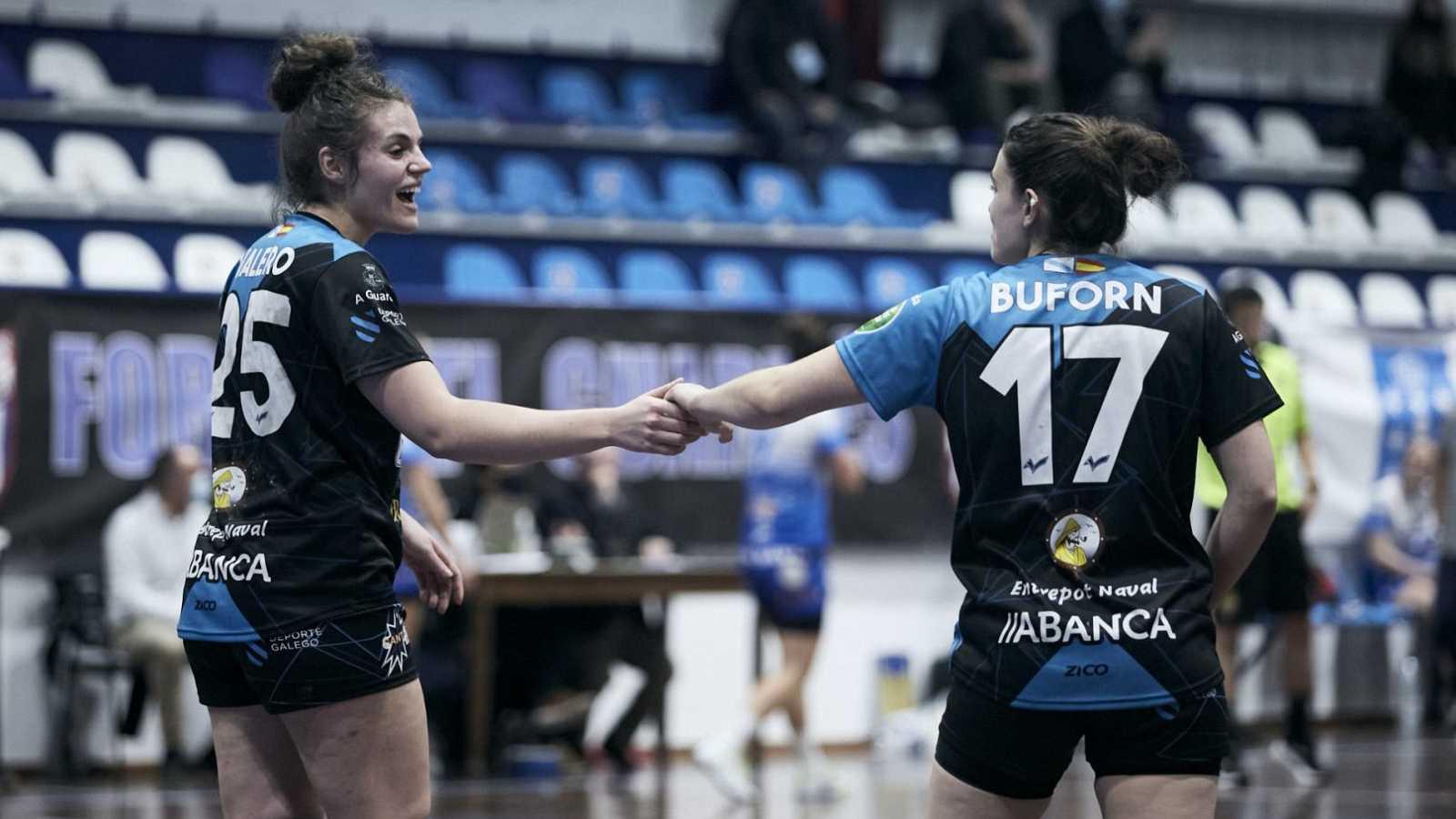 Paulina Buforn y Sara Valero cambiarán el Guardés por la liga francesa