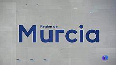 Región de Murcia en 2''  25/3/2021