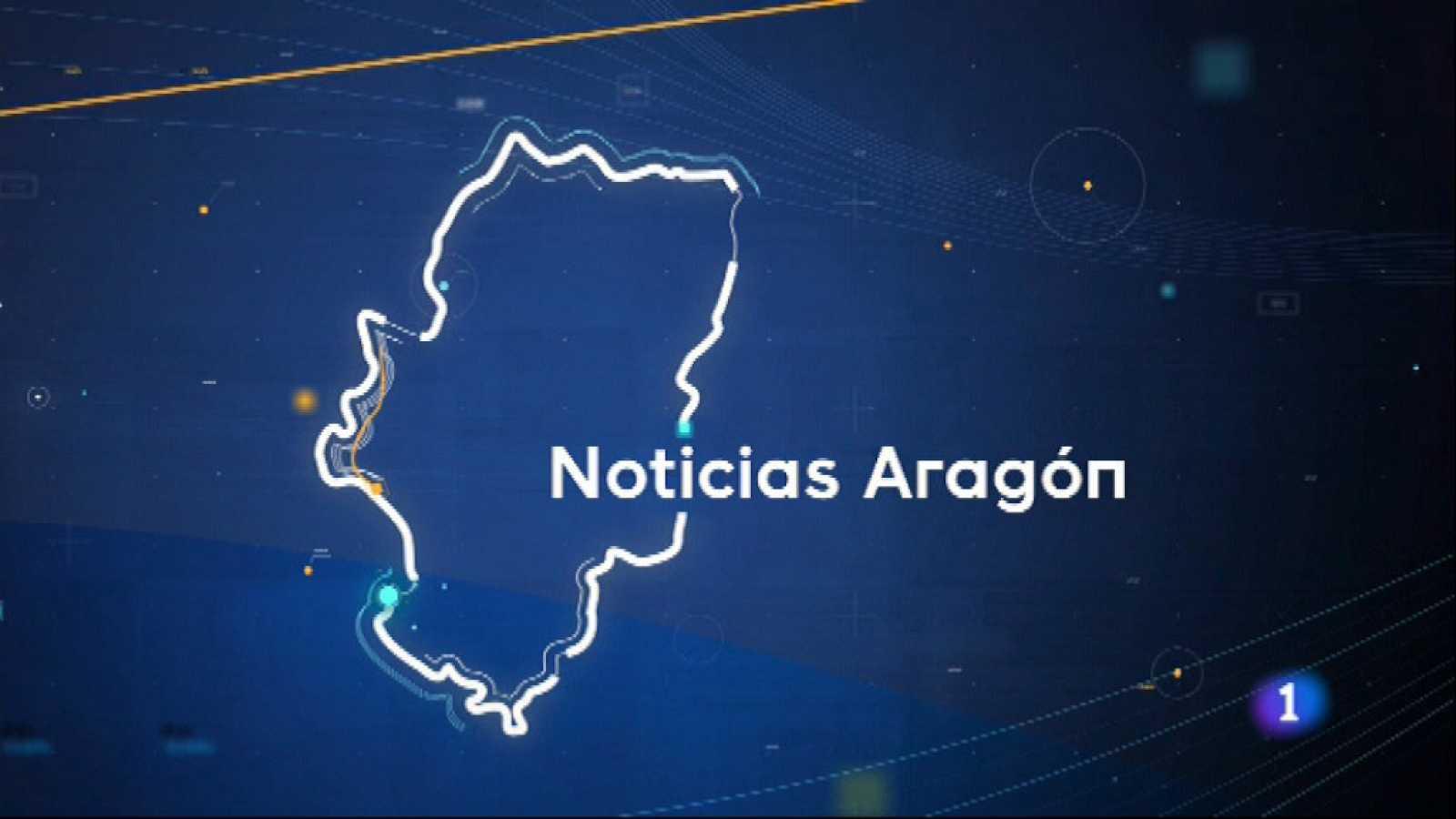 Noticias Aragón 2 - 25/03/21 - Ver ahora