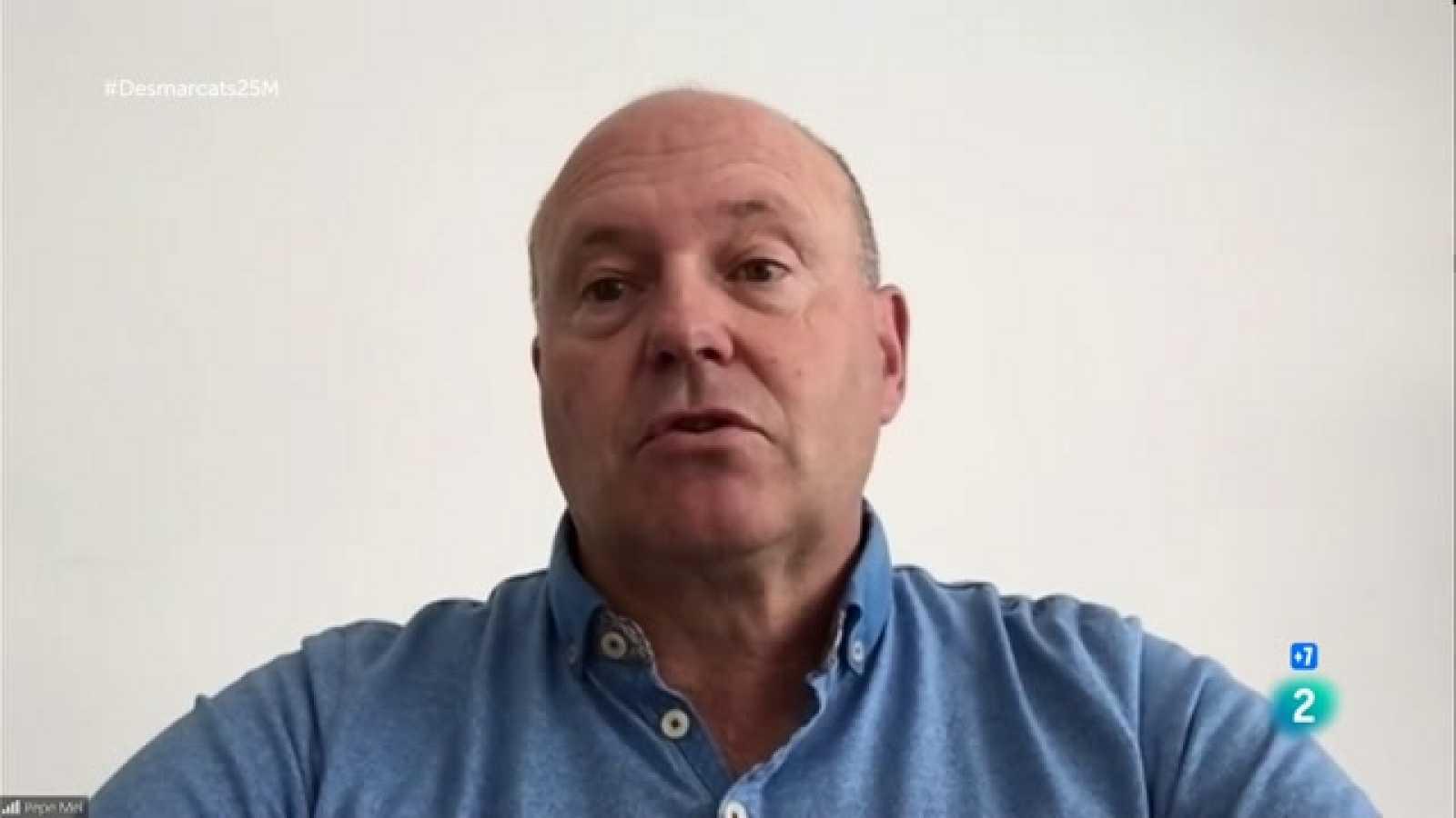 L'entrenador de Las Palmas, Pepe Mel, l'home que va descobrir Pedri a Gran Canària ens parla de la seva eclosió.
