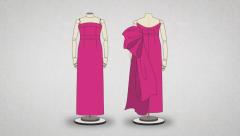 Aprende a confeccionar el vestido de Ancor