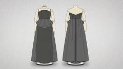 Así se confecciona el vestido de Lluís de la final