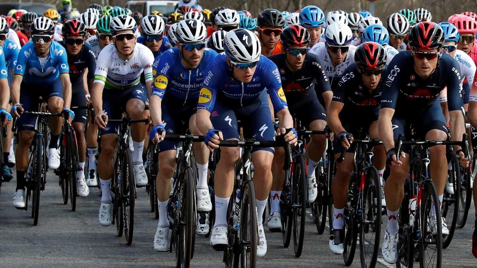 Ciclismo - Volta Cataluña. 4ª etapa: Ripoll - Port Ainé - ver ahora