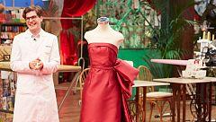 El vestido de alfombra roja de Ancor