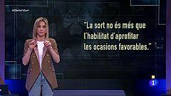 Obrim fil - Informe de l'Ana Badas sobre la sort
