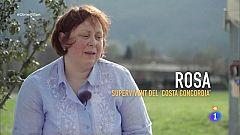 Obrin fil - Rosa, supervivent d'un naufragi