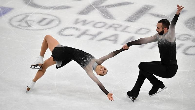 Patinaje artístico - Campeonato del Mundo. Programa libre parejas - ver ahora