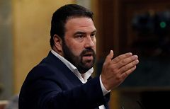 """Jon Iñárritu (Bildu): """"Queremos saber si le van a quitar las medallas a Galindo porque el Gobierno no hace nada"""""""""""
