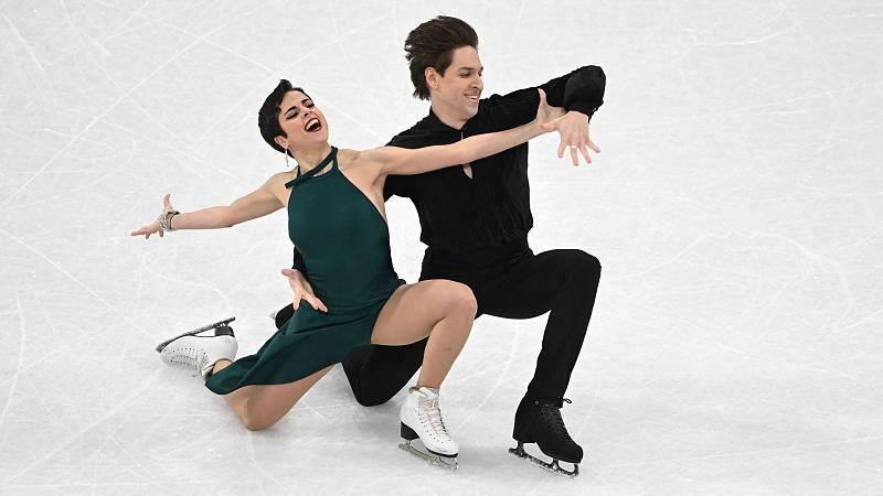 Sara Hurtado y Kirill Jaliavin, a la final del Mundial