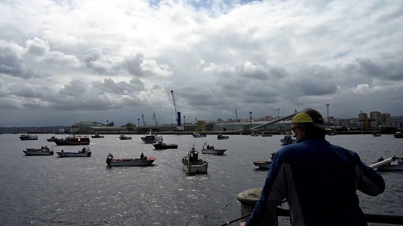 Protestas en el sector pesquero ante la intención de Bruselas de obligar a instalar cámaras en los barcos