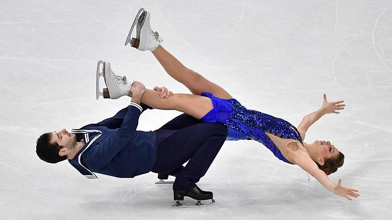 Patinaje artístico - Campeonato del Mundo. Programa libre danza - ver ahora