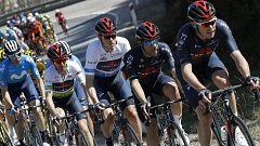 Ciclismo - Volta Cataluña. 5ª etapa: La Pobla de Segur - Manresa