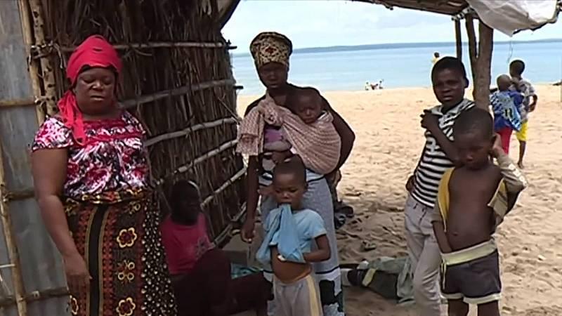 La lucha por los yacimientos de gas causa una crisis humanitaria en Mozambique