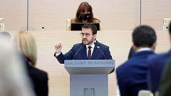 Junts pide a Aragonès que renuncie a la segunda votación hasta que haya un acuerdo de legislatura