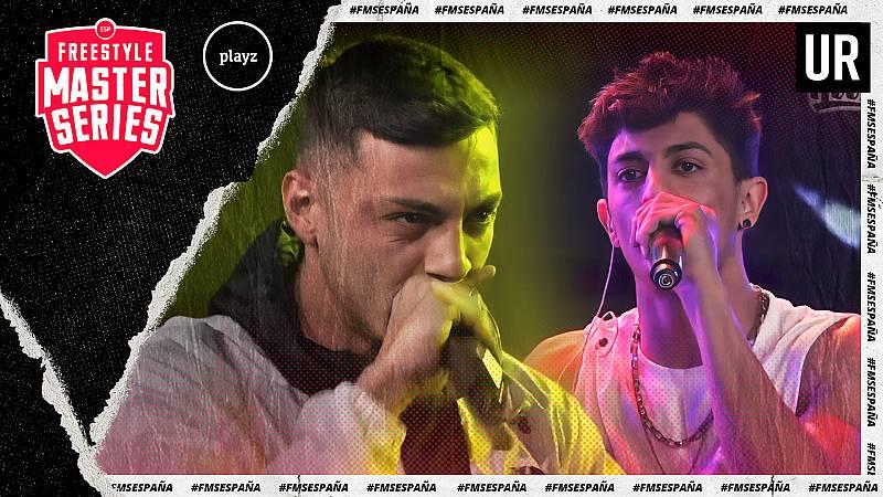 FMS España 2020 - Batalla pendiente de Sweet Pain y Tirpa