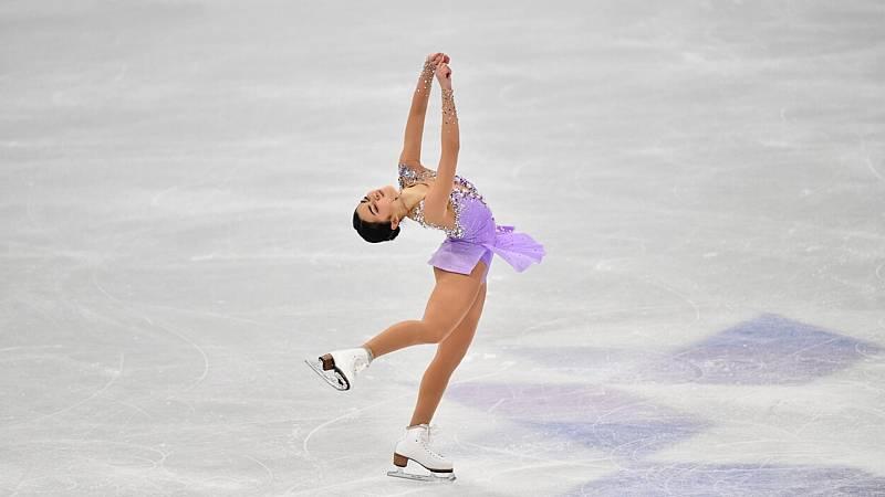 Patinaje artístico - Campeonato del Mundo. Programa libre femenino - ver ahora