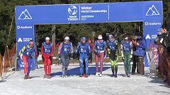 Triatlón - Campeonato del Mundo Tri Invierno. Prueba Andorra