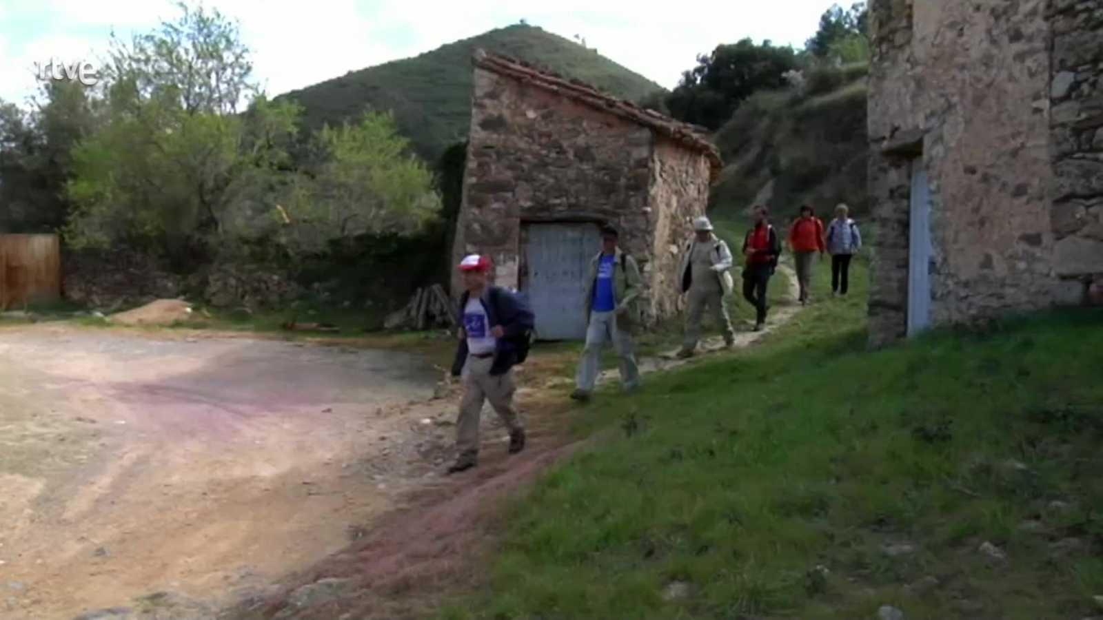 Senderos de gran recorrido - GR 36 - Castellón (Sierra de Espadán) La Trans-Espadá - ver ahora