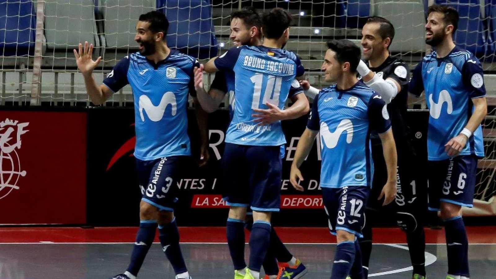 Los goles del Movistar Inter 2-0 Jimbee Cartagena
