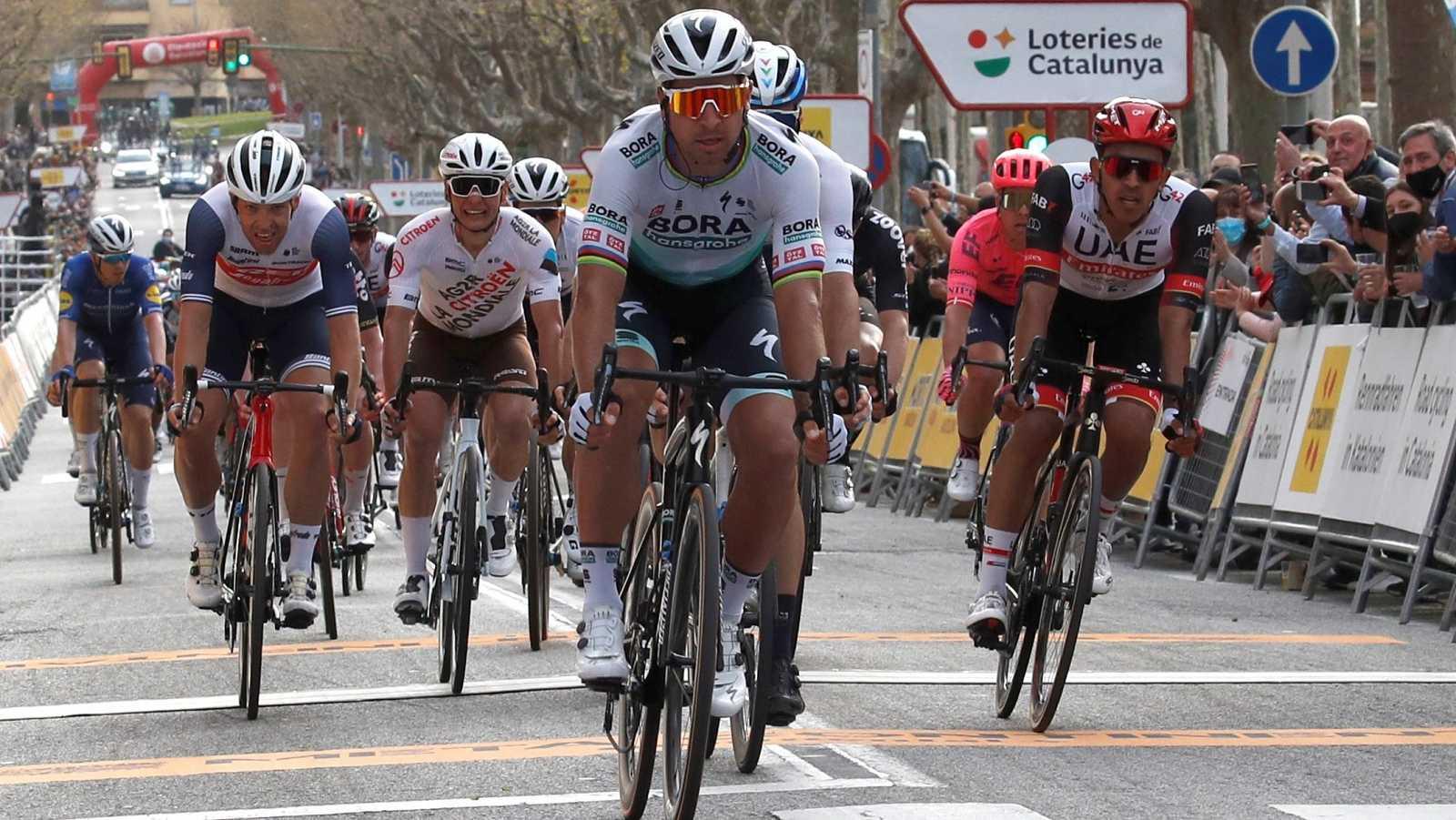 Peter Sagan se lleva la sexta etapa de la Volta