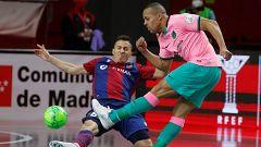 Resumen y goles del Barcelona 6-3 Levante