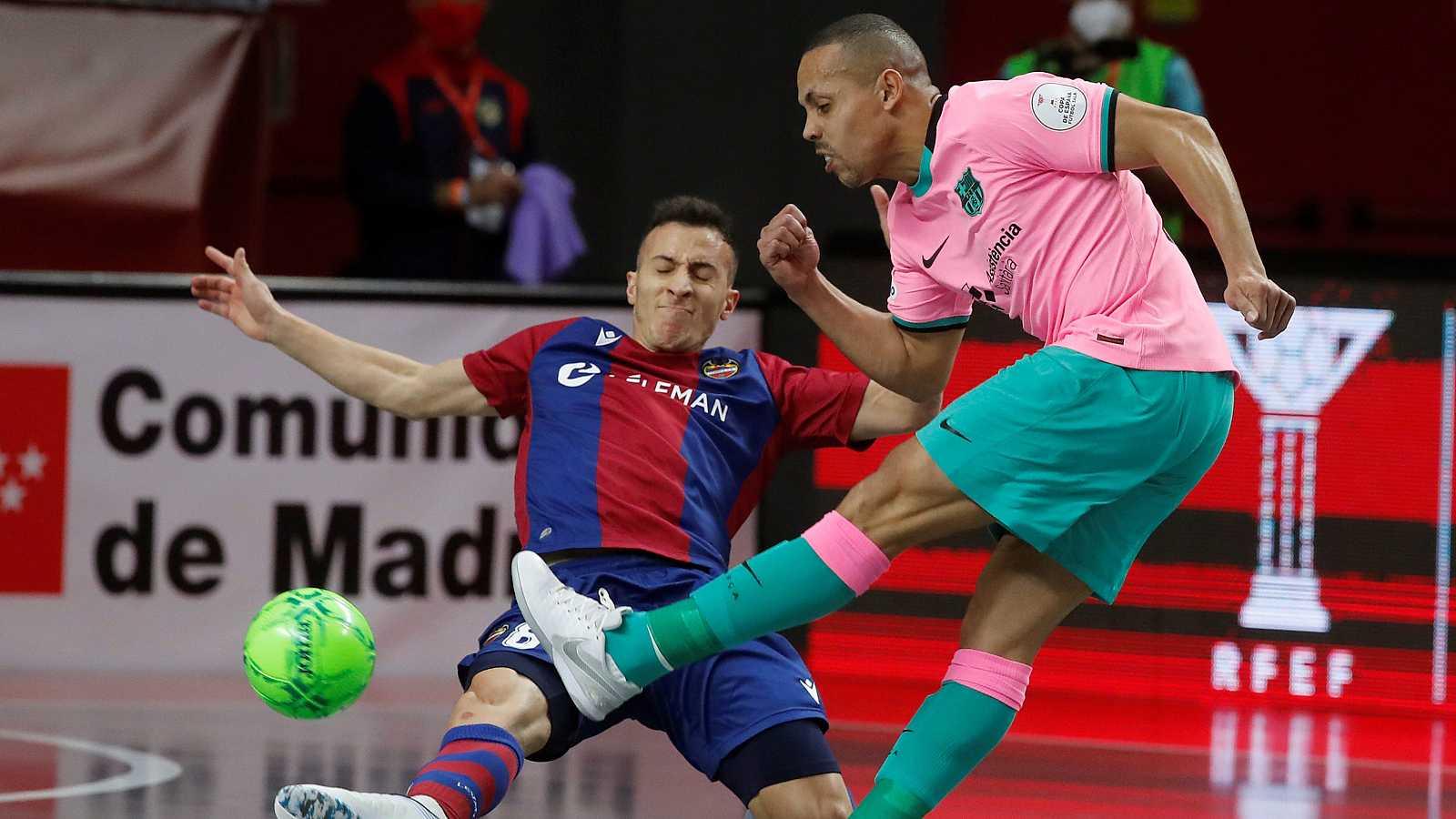 Resumen del Barcelona 6-3 Levante