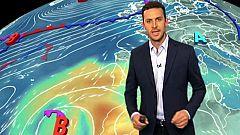 Las temperaturas superarán los 20 grados en la mayor parte de España y el viento soplará con fuerza en el sur