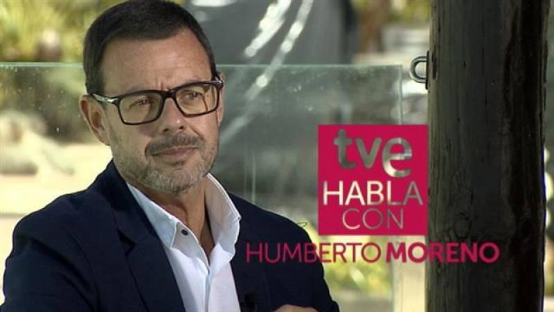 TVE habla con Humberto Moreno - 28/03/2021