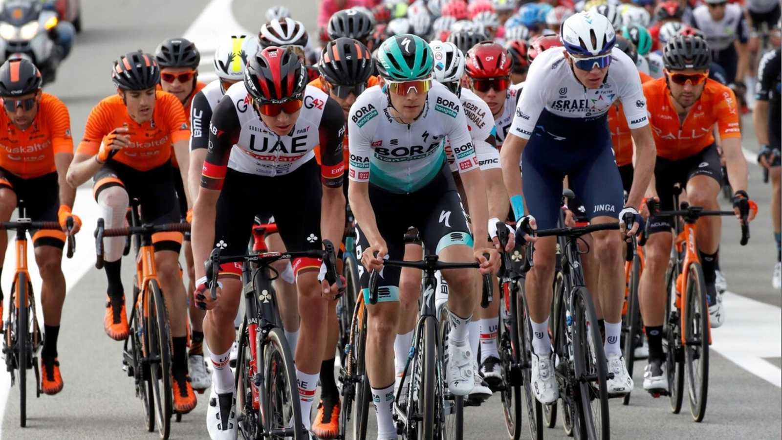 Ciclismo - Volta Cataluña. 7ª etapa: Barcelona - Barcelona - ver ahora