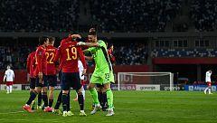 Resumen y goles del Georgia 1-2 España de clasificación al Mundial de Catar 2022