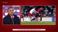 Fútbol - Clasificación Campeonato Mundo 2022. Programa Postpartido Georgia - España