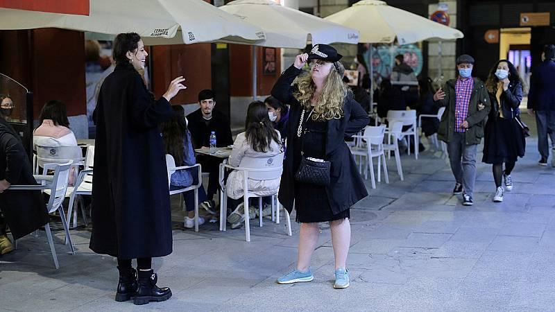 Polémica por la llegada de turistas extranjeros a Madrid en Semana Santa