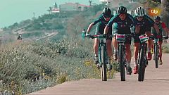 Mountain Bike - Mediterranean Epic. Resumen 4ª etapa