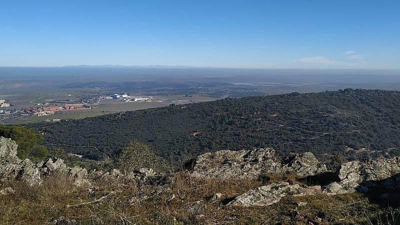 Nueva protesta por el proyecto de extracción de la mina de Valdeflores en Cáceres