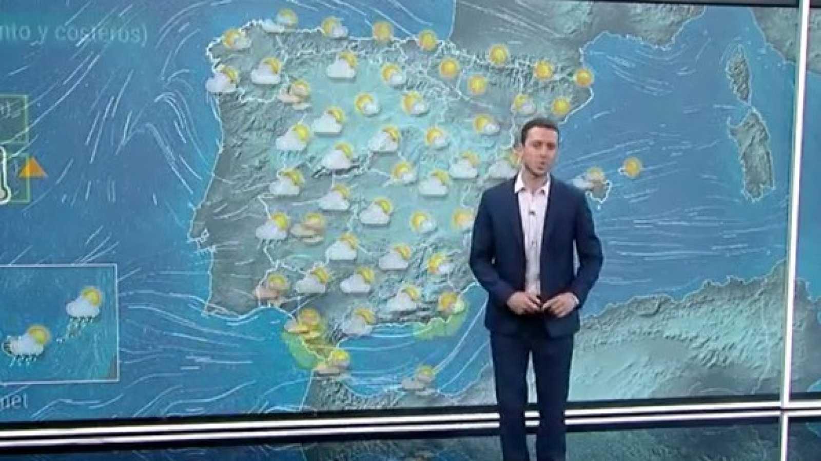 La Aemet prevé intervalos nubosos y subida de temperaturas excepto en Galicia y Extremadura