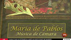 Un disco recupera a María de Pablos, compositora y pionera en la dirección de orquesta en España