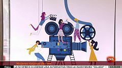 """""""Mujeres de cine"""", una exposición en La Rioja para visibilizar la igualdad en las artes cinematográficas"""