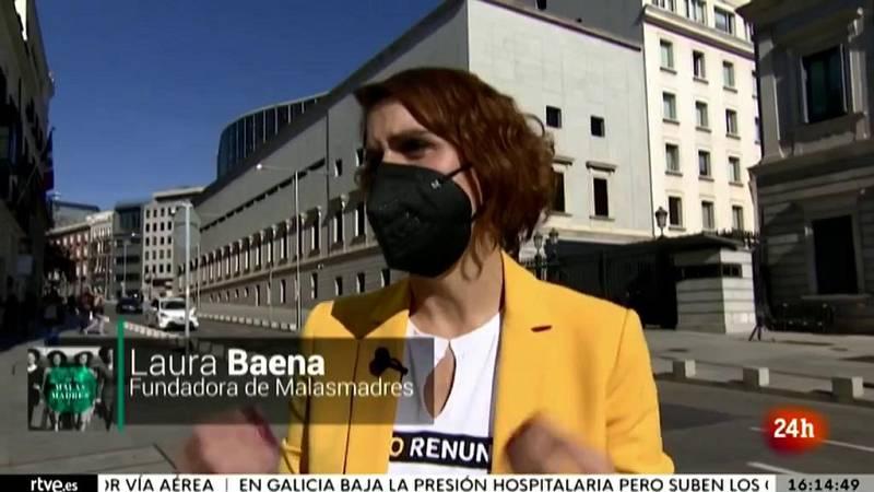 Parlamento - La entrevista - Laura Baena, fundadora del Club de las Malasmadres - 27/03/2021