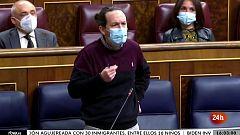 Parlamento - El foco parlamentario - El adiós de Iglesias y la sesión de control - 27/03/2021