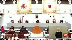 Parlamento - Conoce el Parlamento - Pacto antitransfuguismo - 27/03/2021