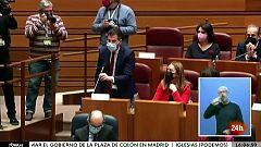 Parlamento - Otros parlamentos - Fracasa la moción de censura en Castilla y León - 27/03/2021
