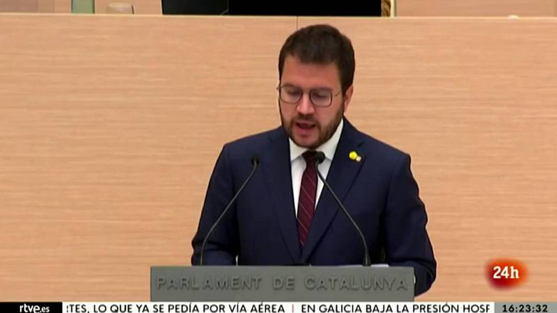 Parlamento - Otros parlamentos - Investidura fallida en Cataluña - 27/03/2021
