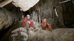 Arqueomanía - La cueva de Nerja, parte 2