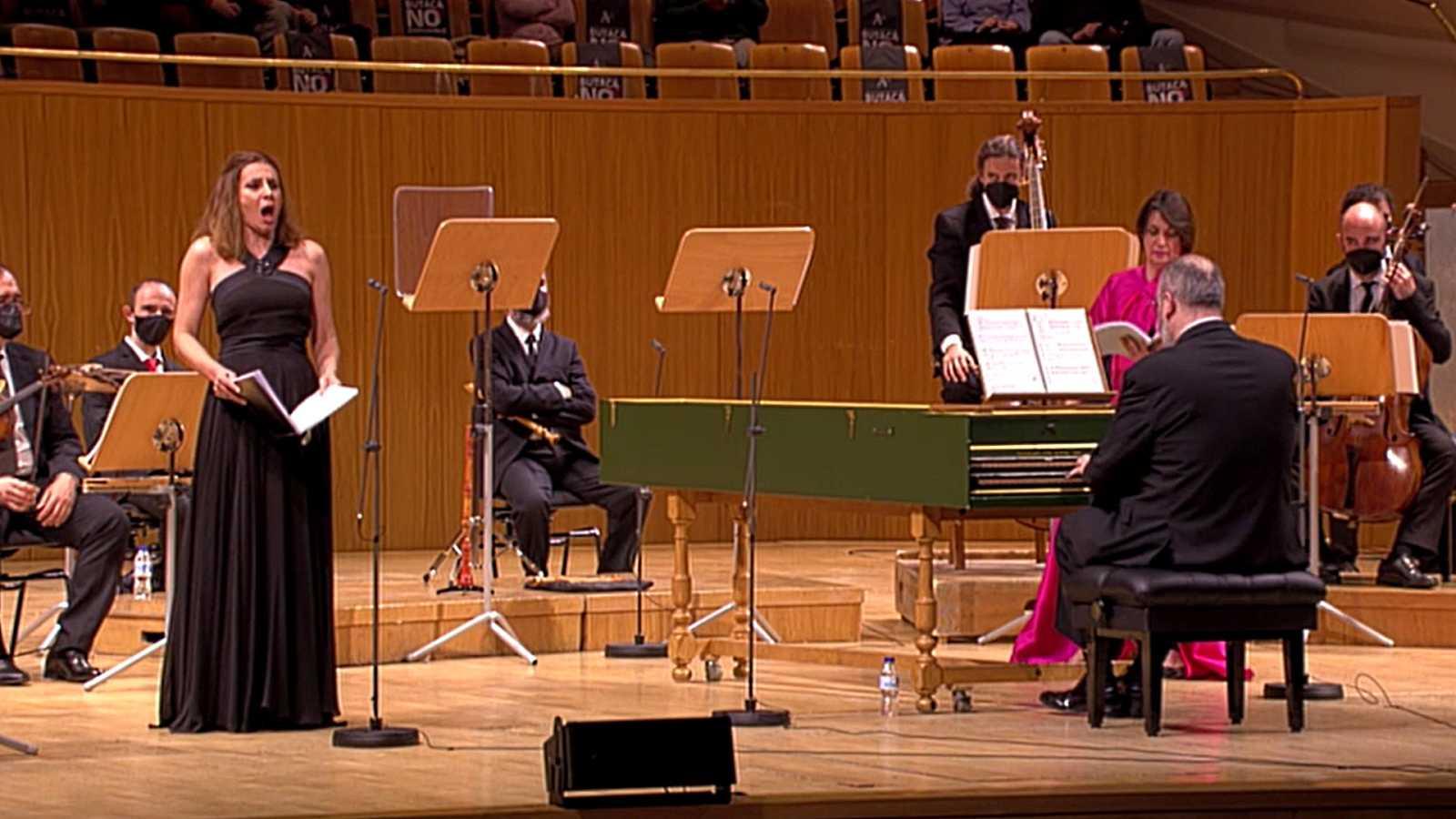 Los conciertos de La 2 - Temporada CNDM 2020-2021. Ciclo Universo barroco: Júpiter y Semele (parte 1)  - ver ahora